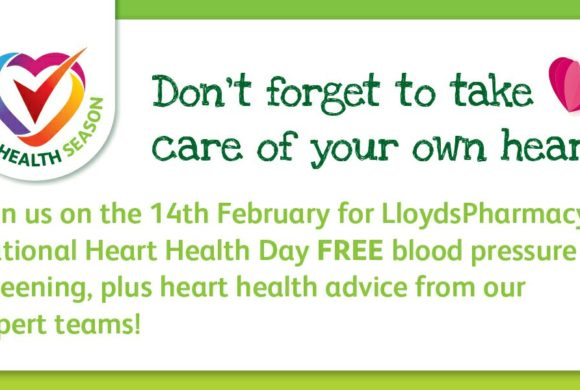 4FM broadcast LIVE in support of Lloyds National Heart Day