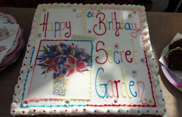 Happy Birthday Secret Garden