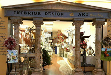 Interior Design & Art