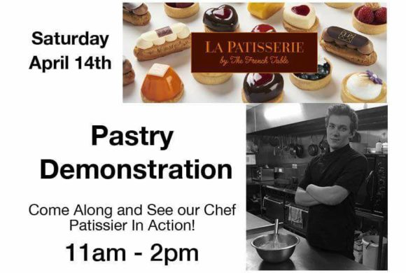 Pastry Demonstration