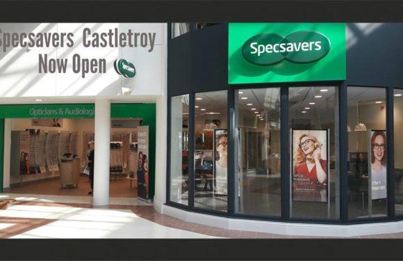Specsavers now open!