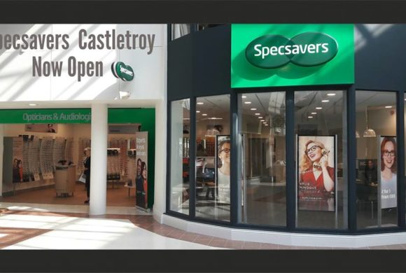 Specsavers now open!