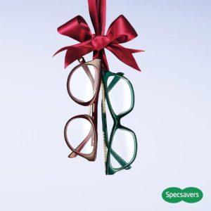 Specasavers Glasses for Christmas