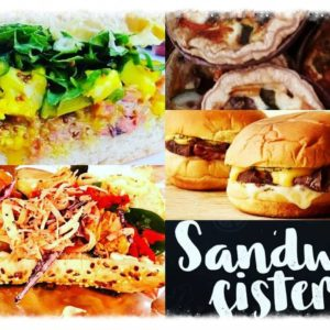 Delicious Sandwiches from the Sandwich Sisters