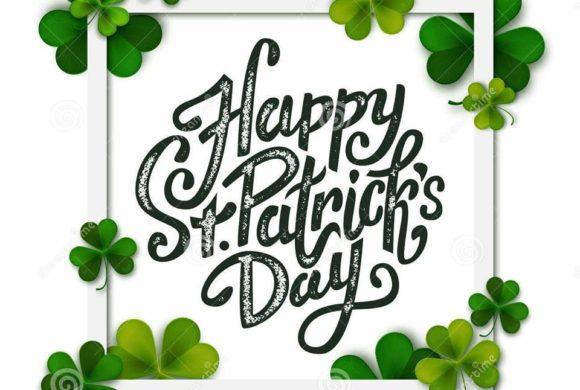 Happy St. Patricks Weekend