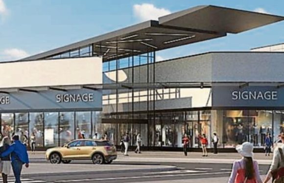 Expansion plan for out-of-town Limerick shopping centre rejected