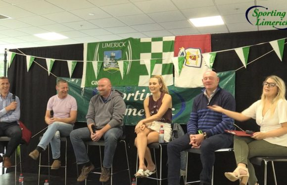 Sporting Limerick Live GAA Season Preview at Castletroy Town Centre
