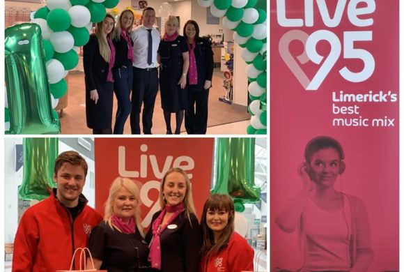 Specsavers 1st Anniversary at Castletroy Town Centre